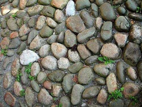 Der Steinteppich als gute Option für Bodenbeläge