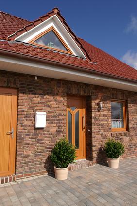 Elegantes Türen- und Fensterdesign © Anne Katrin Figge - Fotolia.com