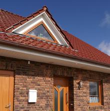 Edle Holzfenster und andere Fenstertypen