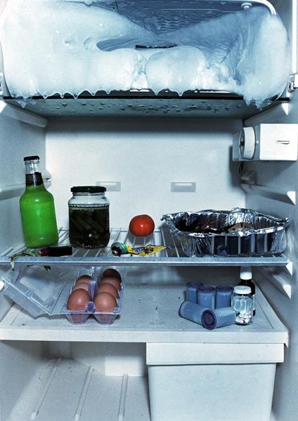 Stromfresser abschalten -Kühlschrank abtauen - Stromrechnung