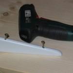 Mit den richtigen Holzschrauben in allen Größen