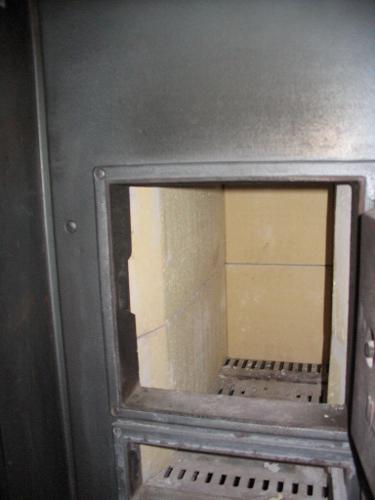 schamottsteine im kaminofen wechseln bauen und gestalten. Black Bedroom Furniture Sets. Home Design Ideas