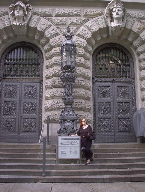 Bibliotheca Albertina, Leipzig