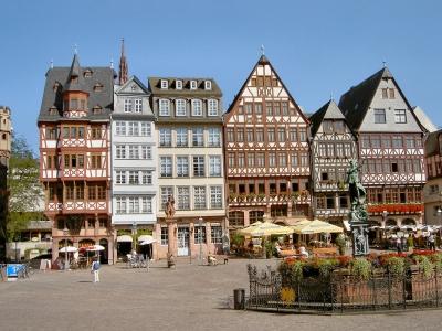 Picknick frankfurt mainufer