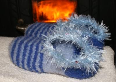 In der warmen Stube © Stephanie Hofschlaeger  / pixelio.de