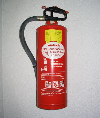 Mit vorbeugendem Brandschutz gegen Brandgefahr
