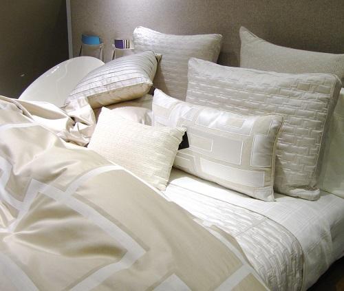 Schlafkomfort in weiß