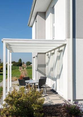Leichtbauweise mit Vorteilen bei der Terrassengestaltung