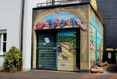 Mediterrane Garage  Bild: © Thomas Max  / Müller  pixelio.de