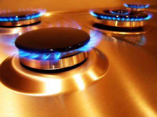"""""""Sicher mit Gas kochen"""" Bild: © iStock.com/JacquesKloppers"""