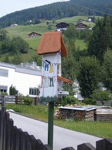Vogelvilla in Heinfels