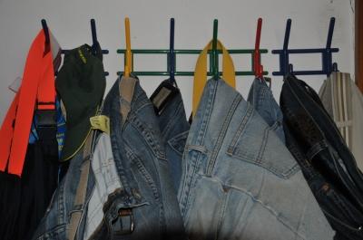 """""""Garderobe im Flur"""" Bild: © Chris / pixelio.de"""