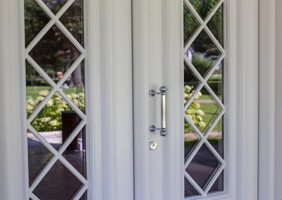 Eingangstüren landhaus kaufen  Die Haustür kann zum Aushängeschild eines Hauses werden