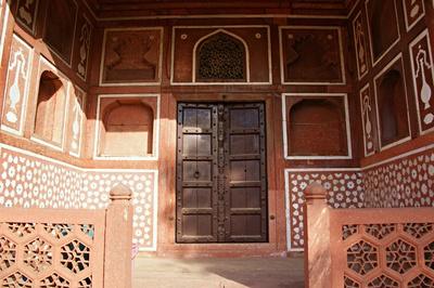 Bild1: Mausoleum des Itimad-ud-Daulah 11