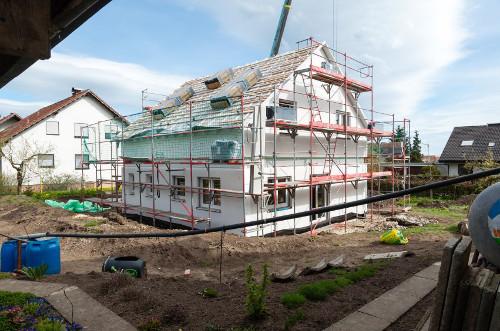 Bild 1: Beim Eigenheim dreht sich alles um die Finanzierung