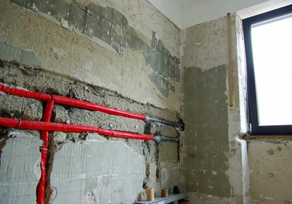 Bild 1: Zeit für umfangreiche Renovierungsmaßnahmen