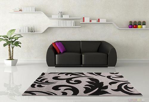 Moderne Teppiche für komfortables Wohnen
