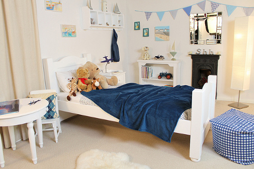 """Bild1: """"Kinderzimmer in kingerechtem Stil"""""""