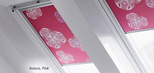 Bild 3: Farbenfrohes Designrollo