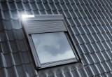 Hitzeschutz und Verdunkelung für Dachfenster