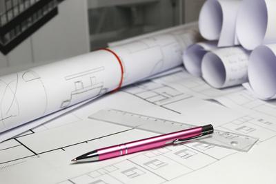Bild 2: Beim Hausbau will jeder Schritt überlegt sein.