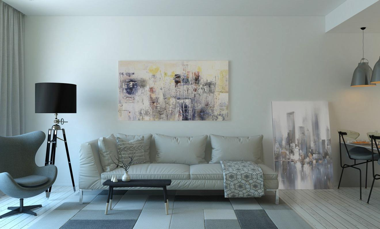 Die perfekte Wohnzimmerbeleuchtung