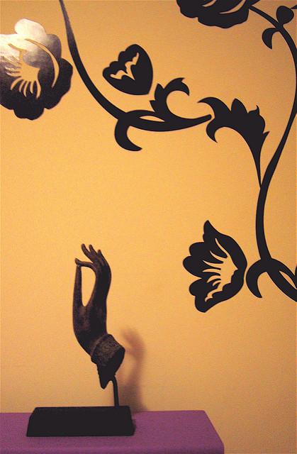 Wände dekorieren: Poster, Bilder, Blumen und weitere Dekoideen