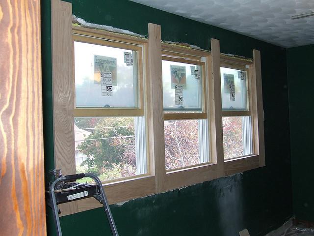 Holzfenster professionell einbauen