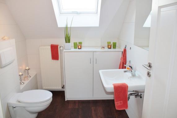 Dachfenster bereichern die Immobilie